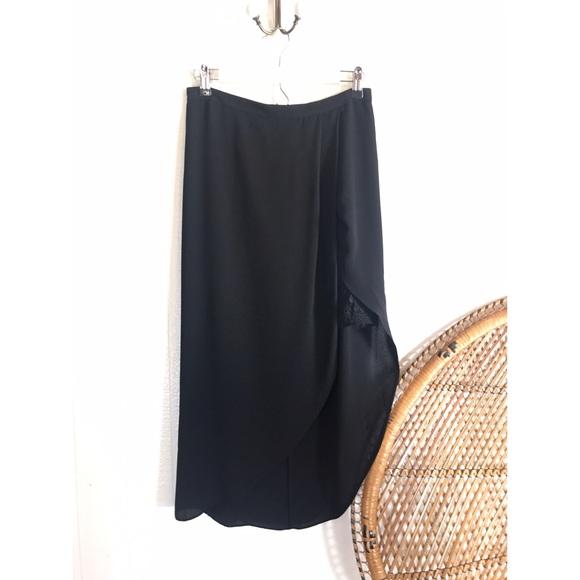 Sportsgirl Dresses & Skirts - *SALE 2/$15* NWT Asymmetrical Midi Skirt